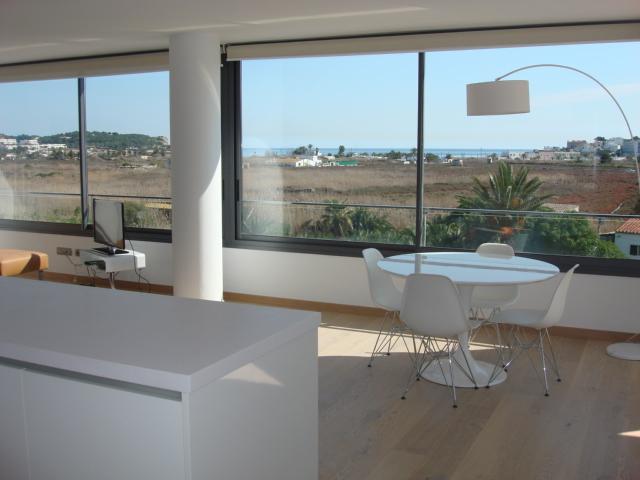 Baños Con Vista Al Mar: dormitorios, 2 baños vista al mar, cerca de Botafoch