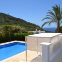 Cala Vadella piscina casa vista mar